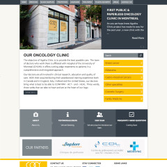 Clinique Agatha Web Design & Keyword Research