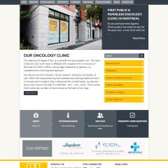 Clinique Agatha Web Design & Keyword Research