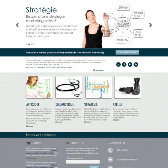 eMark Web Design & Keyword Research